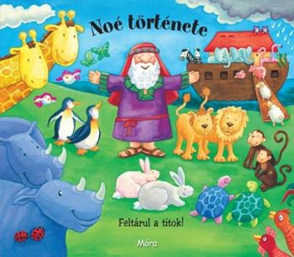 Noé története - térbeli lapozó