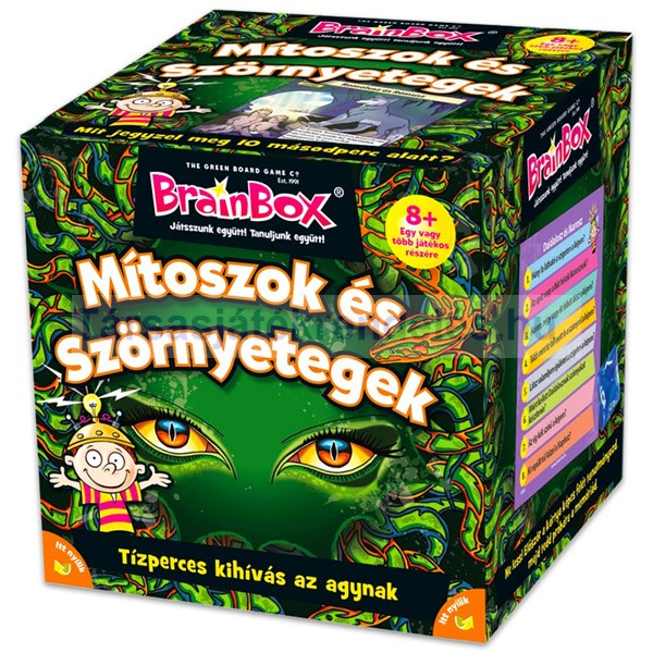 Brain Box - Mítoszok és Szörnyetegek