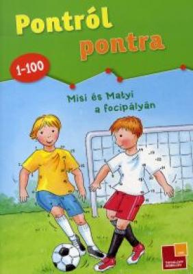 Misi és Matyi a focipályán