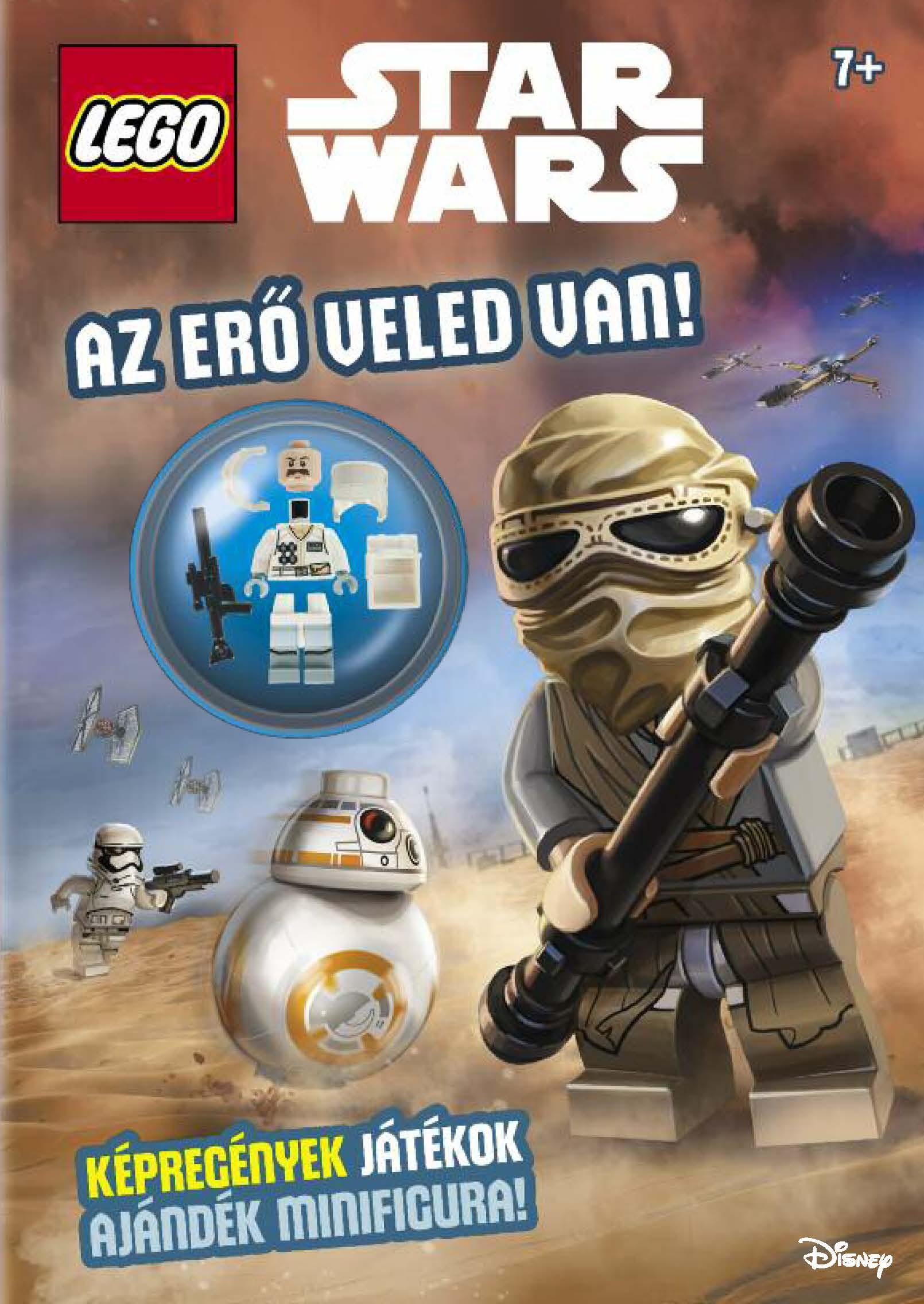 LEGO Star Wars - Az Erő veled van!