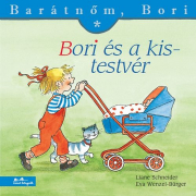 Bori és a kistestvér - Barátnőm, Bori füzetek