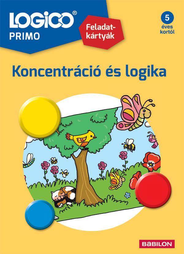 LOGICO Primo 1240. - Koncentráció és logika