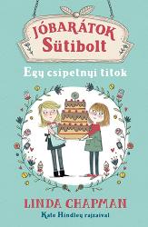 Jóbarátok Sütibolt 2. - Egy csipetnyi titok