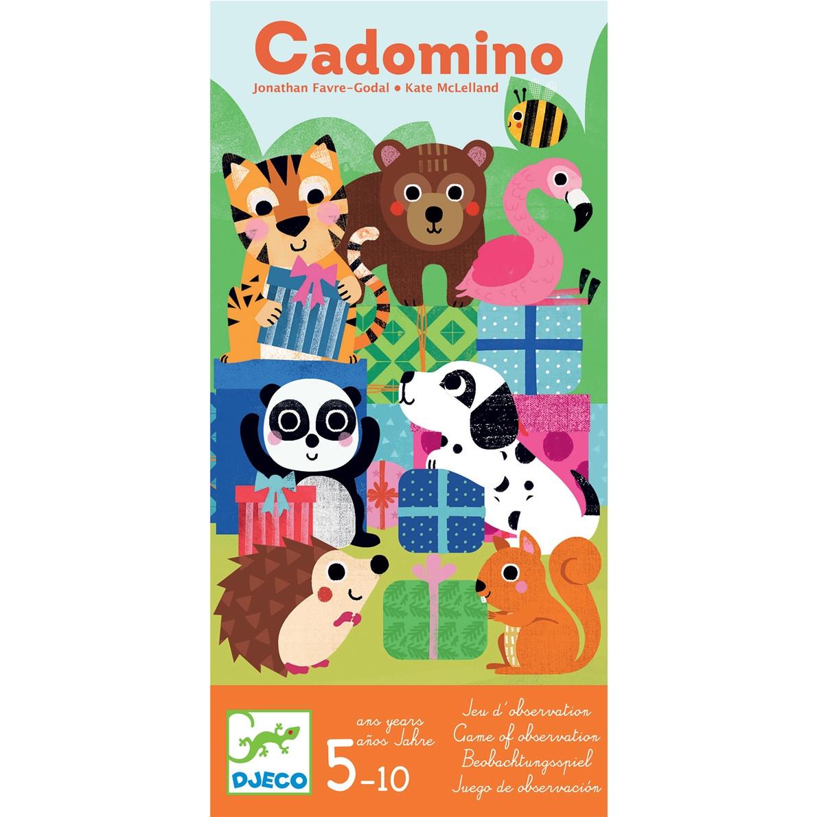 Nyomkövető - Cadomino