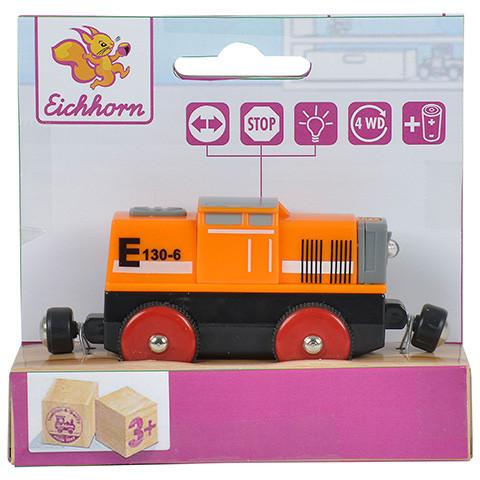 Eichhorn - Elektromos mozdony