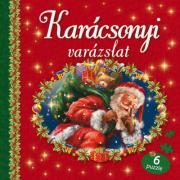 Karácsonyi varázslat - puzzle könyv