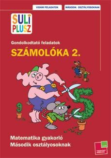 Suli-Plusz Számolóka  2. - Gondolkodtató feladatok