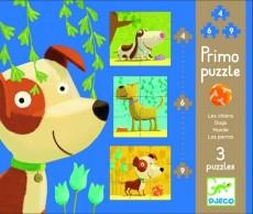 Primo puzzle - Kutyák