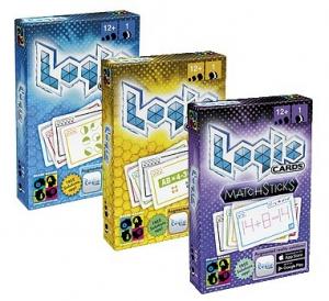 Logic Cards - Logikai kártya - kék