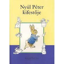 Nyúl Péter kifestője