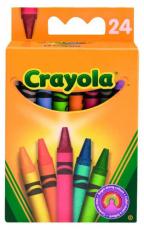 Crayola - Zsírkréta készlet
