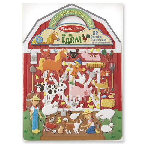 Pufi matricakészlet - Farm