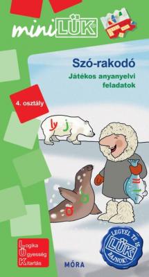 Szó-rakodó - Legyél te is LÜK bajnok 4. osztály anyanyelv LDI 569 - miniLÜK