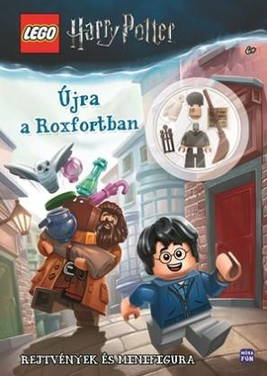 LEGO Harry Potter - Újra a Roxftorban! - Ajándék Harry Potter minifigurával