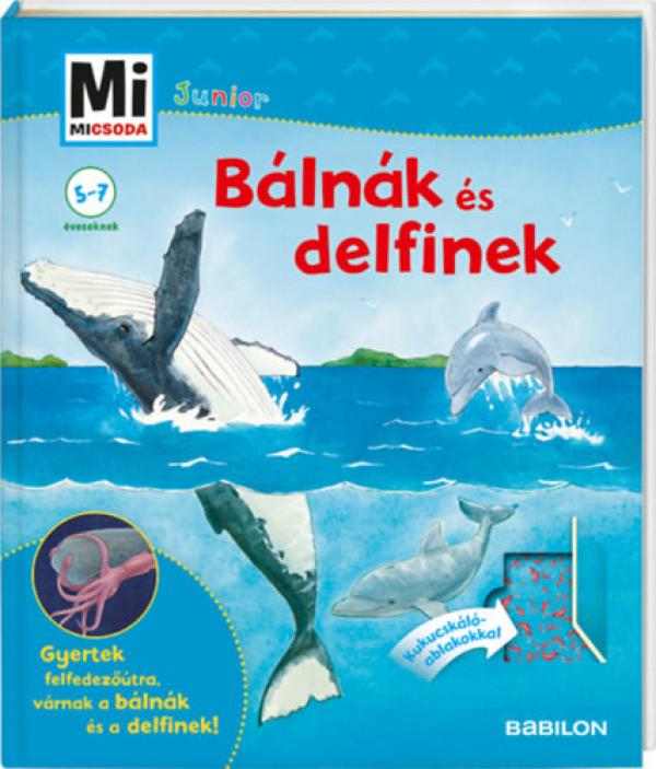 Mi Micsoda Junior - Bálnák és delfinek