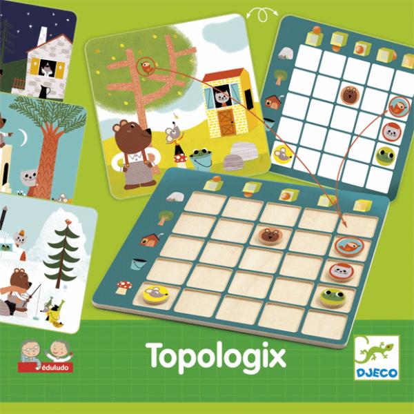 Topologix - logikai játék