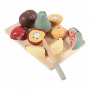 Fa játék - vágható gyümölcsök