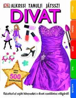 Divat - Több mint 500 matricával