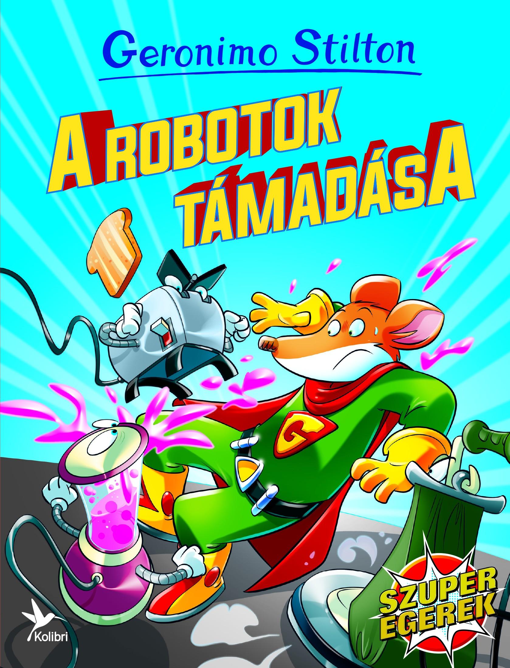 A robotok támadása