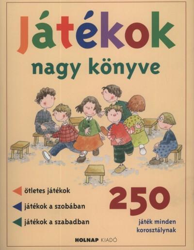 Játékok nagy könyve