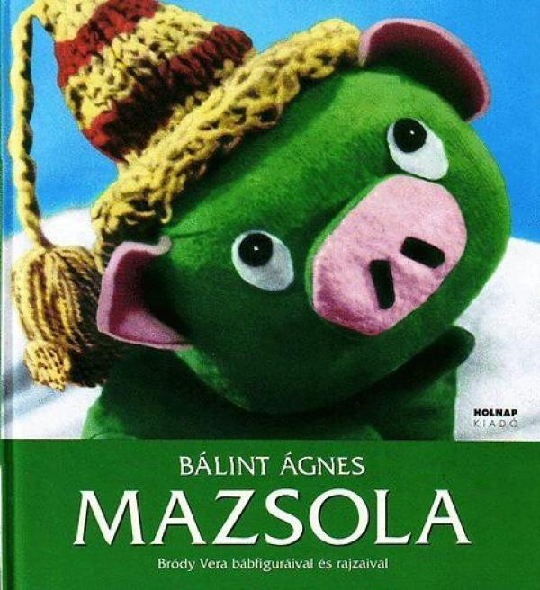 Mazsola - Bródy Vera bábfiguráival és rajzaival