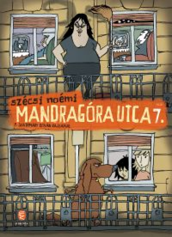 Mandragóra utca 7.