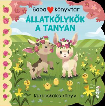 Babakönyvtár – Állatkölykök a tanyán