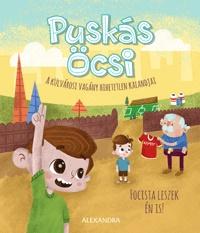 Puskás Öcsi - A külvárosi vagány hihetetlen kaland 2. - Focista leszek én is!