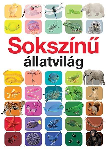 Sokszínű állatvilág