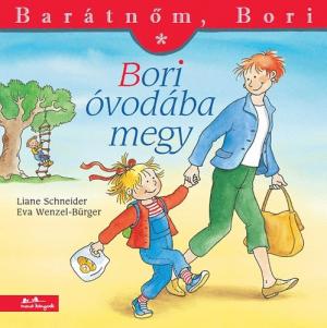 Bori óvodába megy - Barátnőm, Bori füzetek