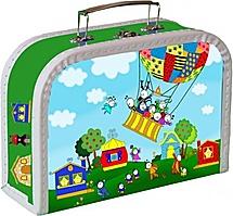 Bogyó és Babóca kisbőrönd - léggömbös