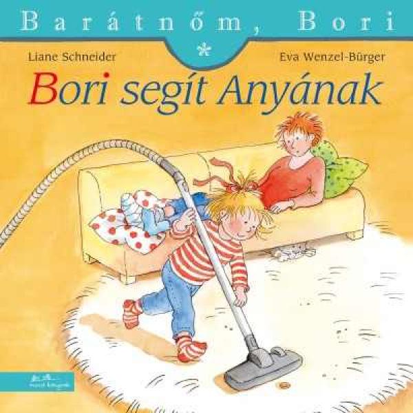 Bori segít Anyának - Barátnőm, Bori füzetek