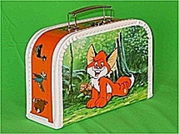 Bőrönd - Vuk