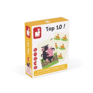 TOP10 számolós - stratégiai játék