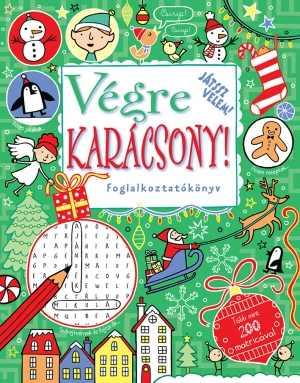 Végre karácsony - Foglalkoztatókönyv