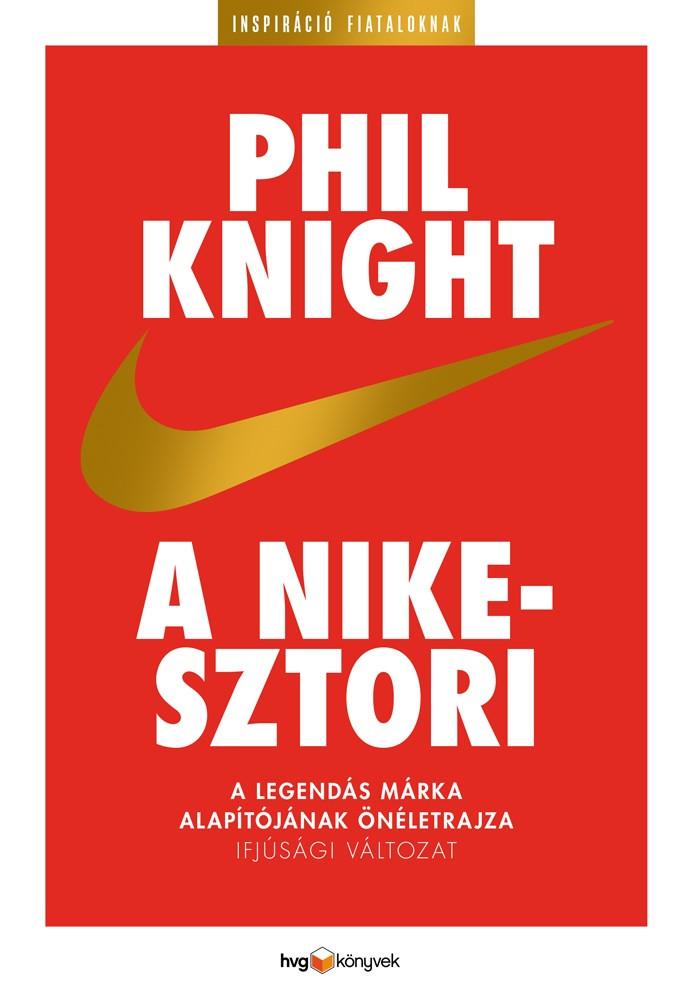 A Nike-sztori - ifjúsági változat