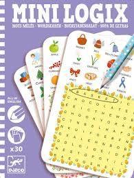 Mini játék - Angol szókereső