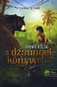 A dzsungel könyve (filmes borító)
