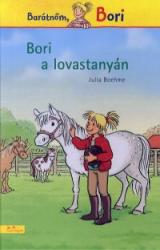 Bori a lovastanyán - Barátnőm, Bori regények