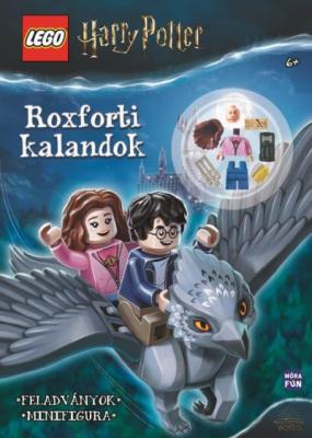 LEGO Harry Potter - LEGO Harry Potter - Roxforti kalandok