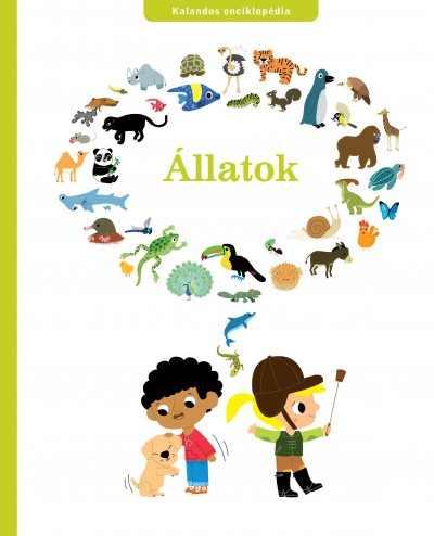 Állatok - Kalandos enciklopédia