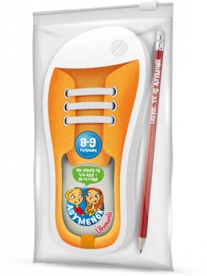 Agymenők - Útravaló ceruzával - Agymenők 8-9 éveseknek