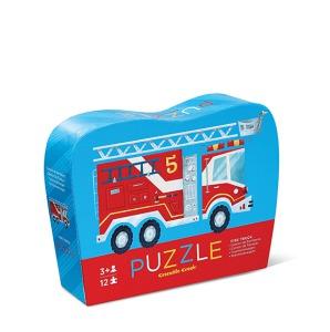 Forma puzzle - Tűzoltóautó