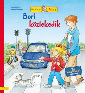 Bori közlekedik  - Barátnőm, Bori