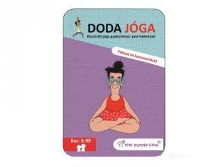 Doda jóga - Fókusz és koncentráció, jóga gyermekeknek