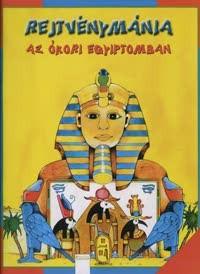 Rejtvénymánia Junior - Az ókori Egyiptomban