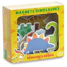 Mágnes készlet - Dinoszauruszok