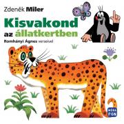 Kisvakond az állatkertben - lapozó