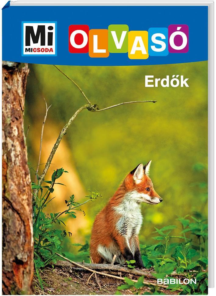 Mi Micsoda Olvasó - Erdők