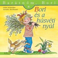 Bori és a húsvéti nyúl - Barátnőm, Bori füzetek 41.